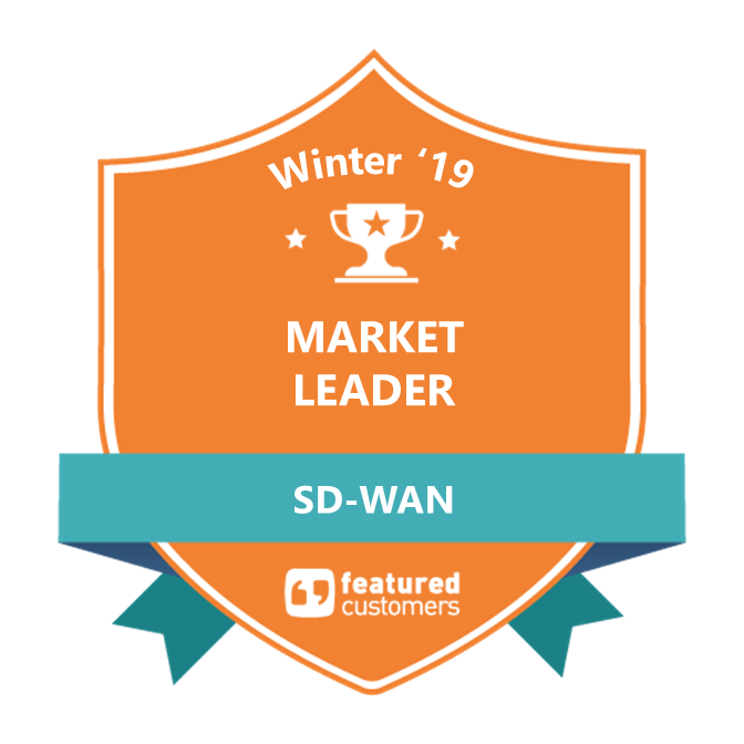Infovista Named Market Leader in the Winter 2019 SD-WAN Customer Success Report
