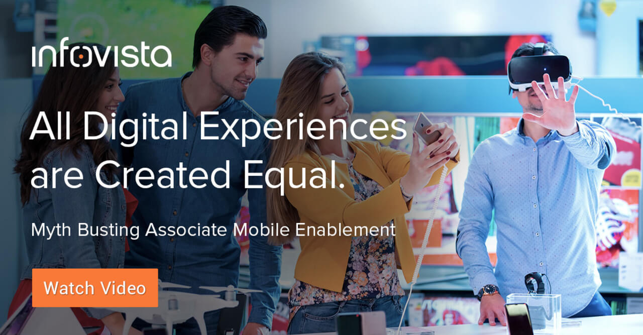 All digital experiences are created equal