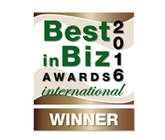 Best in Biz Awards 2016 International (Ipanema)