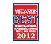 Network Products Guide Reader Trust Awards