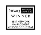 Best Network Management Vendor of the Year