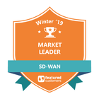 Market Leader in Winter 2019 SD-WAN Customer Success Report
