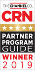 CRN 2019  5 Star Winner on the Partner Program Guide