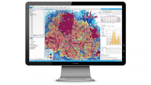 Planet - RF Planning Software | Infovista