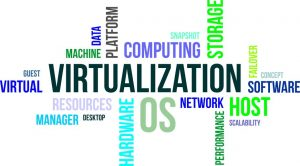 27494129 - a word cloud of virtualization related items
